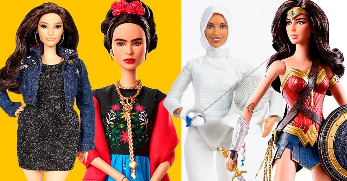 10 Barbies icónicas que nos inspiran y nos hacen desear ser niñas de nuevo