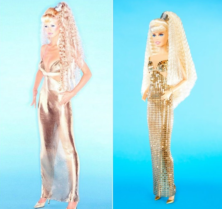barbies claudia shiffer