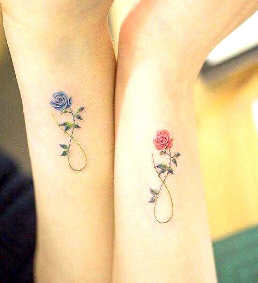 15 Tatuajes Para Que Tú Y Tu Bff Sellen Su Amistad
