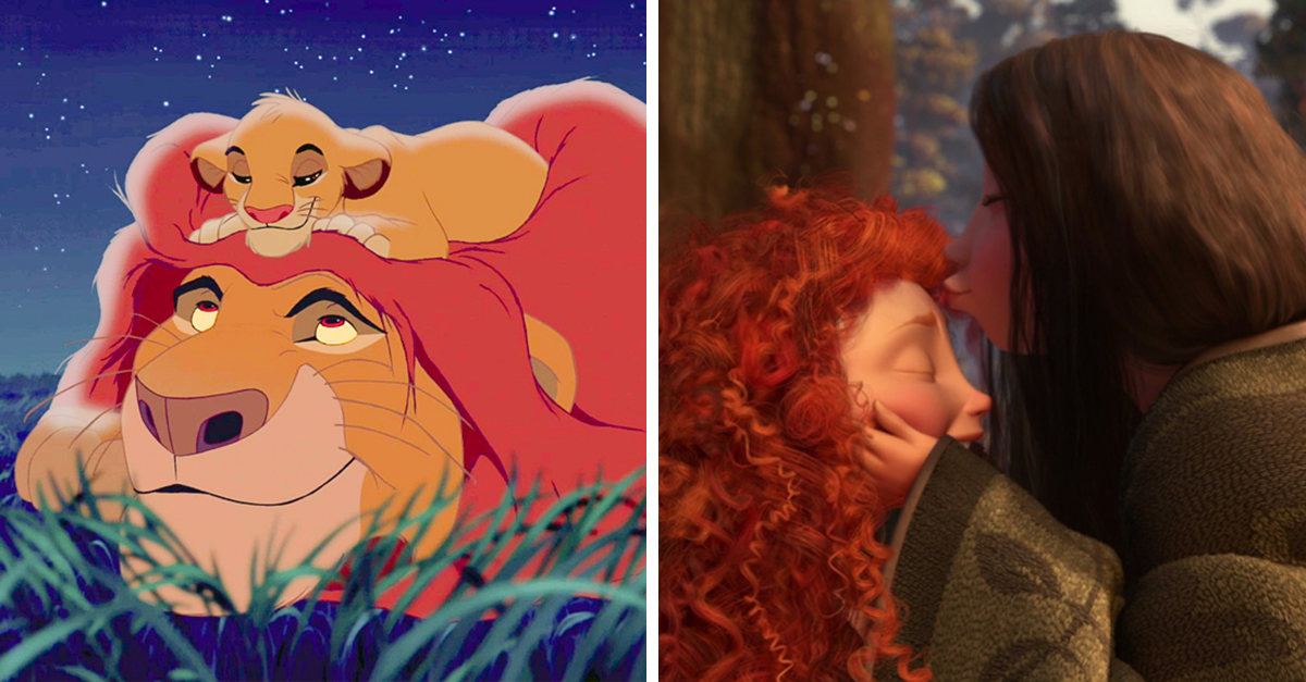 calificamos a todos los papas y mamas de Disney del peor al mejor