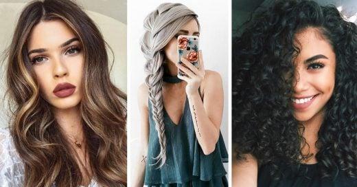 8 Tips para cambiar el look de tu cabellera sin necesidad de cortarla