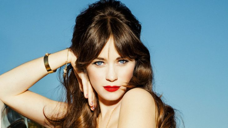 zooey deschanel como la bella