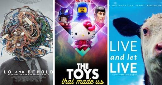 15 Documentales en Netflix para volverte más inteligente