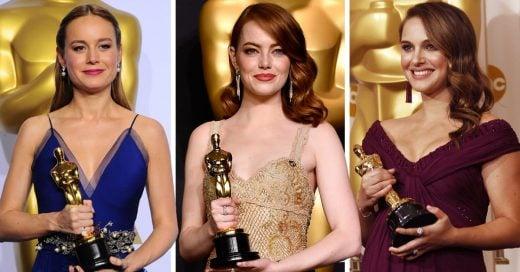 10 Actrices que han recibido un Oscar en los últimos 10 años