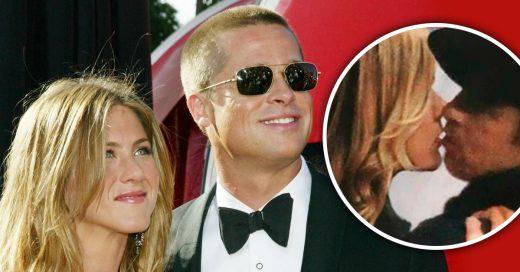¡Jennifer Aniston y Brad Pitt están juntos de nuevo!