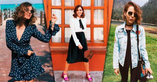 15 Looks de Yuya que te ayudarán a elegir outfit en primavera