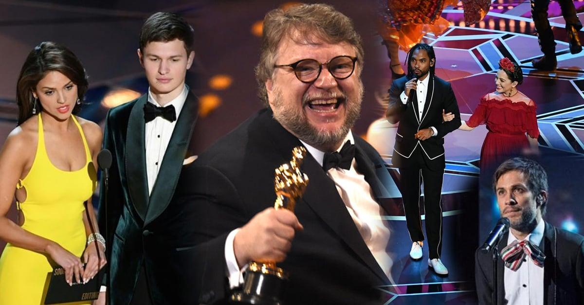 Mejores momentos de los Oscar