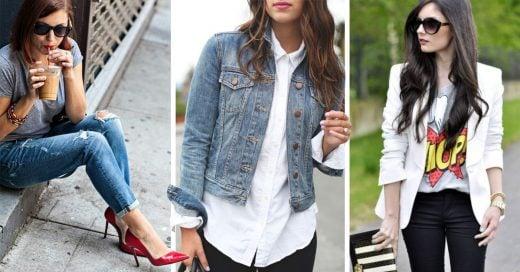20 Prendas básicas que nunca pasaran de moda y deberían vivir en tu closet