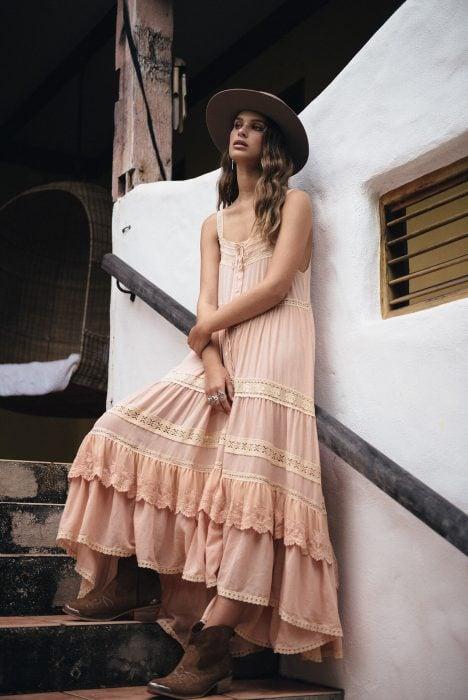 vestidos bohochic