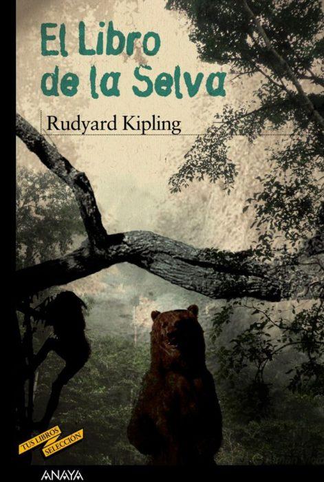 El libro de la selva -Rudyard Kipling