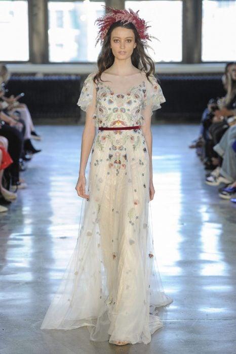 vestidos de novia de watters