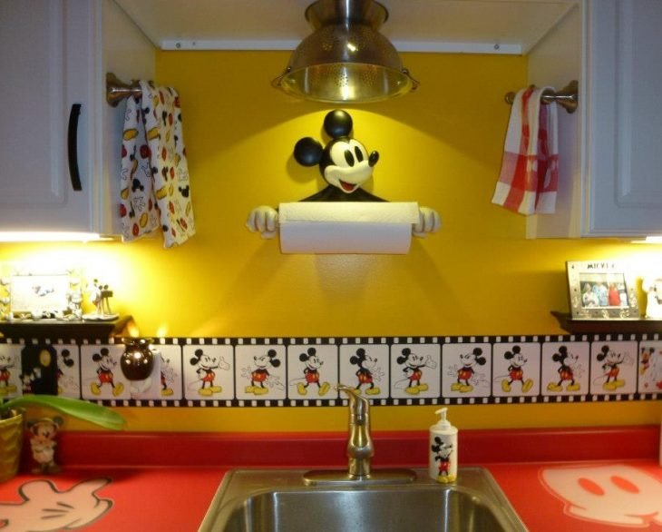 ideas de disney decoración