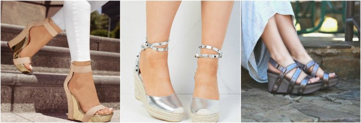 wedges metalicos