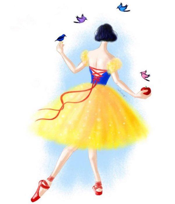 princesas bailarinas
