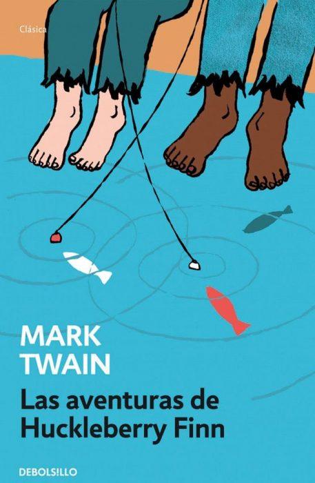 Las aventuras de Huckleberry Finn - Mark Tawin