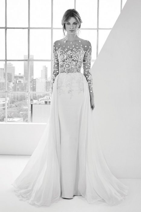 zuhair murad vestidos de novia 2018