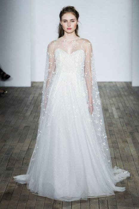 vestido de novia Allison Webb 2017