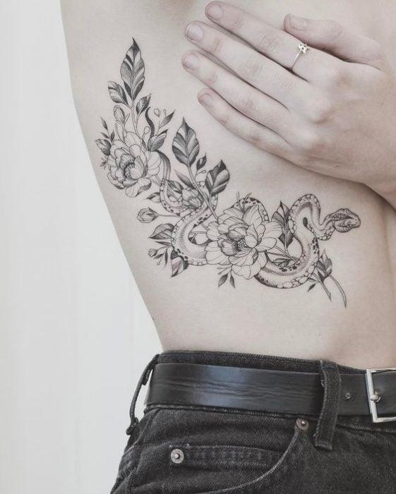 tatuajes de serpiente