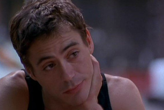 robert downey jr one night stand