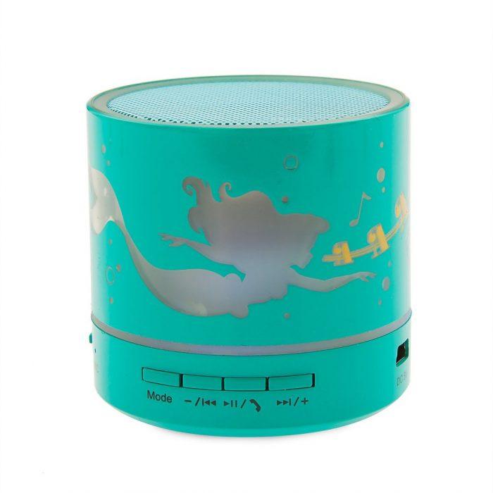 bocina de la sirenita con bluetooth