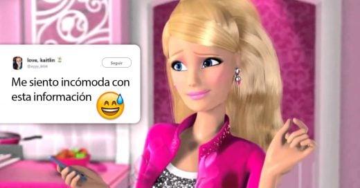 Barbie tiene apellido