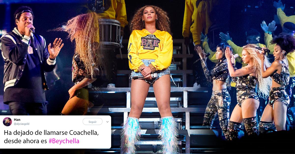 12 Razones por las que Beyoncé se robó el show en Coachella; ¡fue la presentación de la década!