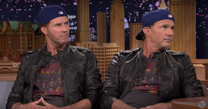 Will Ferrell y Chad Smith