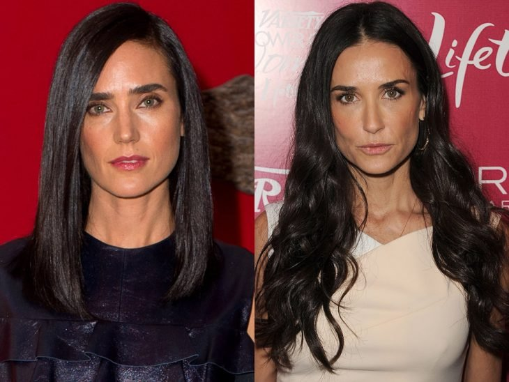 Jennifer Connelly y Demi Moore