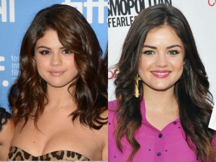 Selena Gomez y Lucy Hale