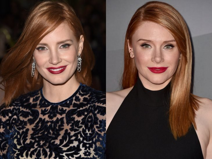 Jessica Chastain y Bryce Dallas Howard
