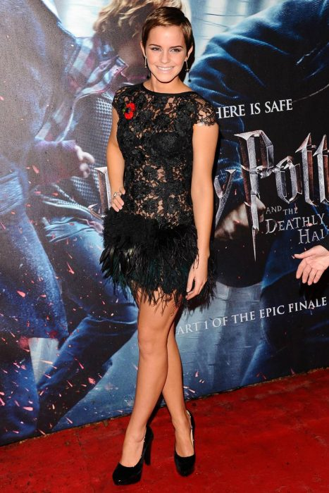 Deathly Hallows Part 1 premiere 2010