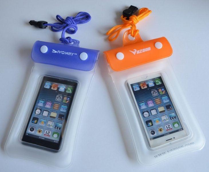 bolsas de plástico para celular