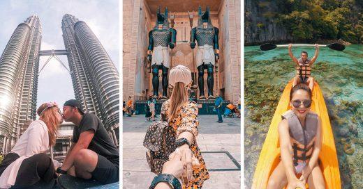 Esta mujer conoció 5 países en 17 días con solo 15 mil dólares