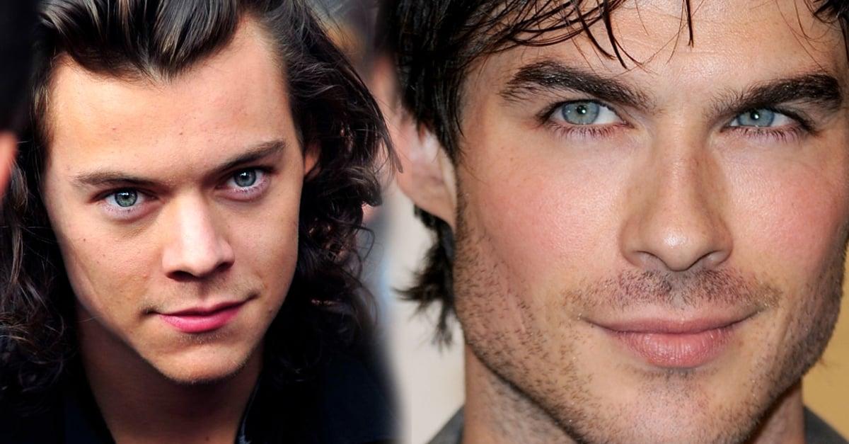 Los Hombres Con Ojos Verdes Con Los Más Atractivos