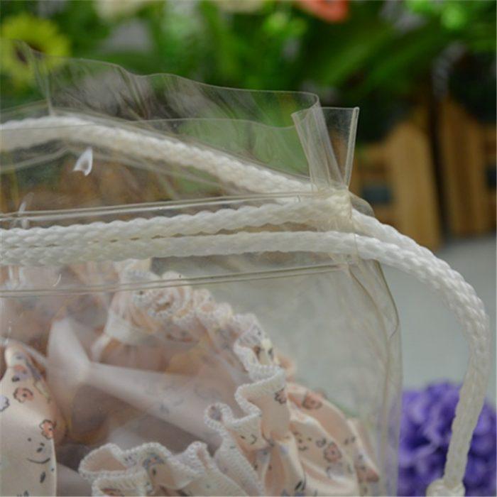 bolso de plastico para guardar ropa