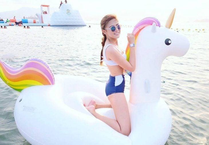 Isla unicornio