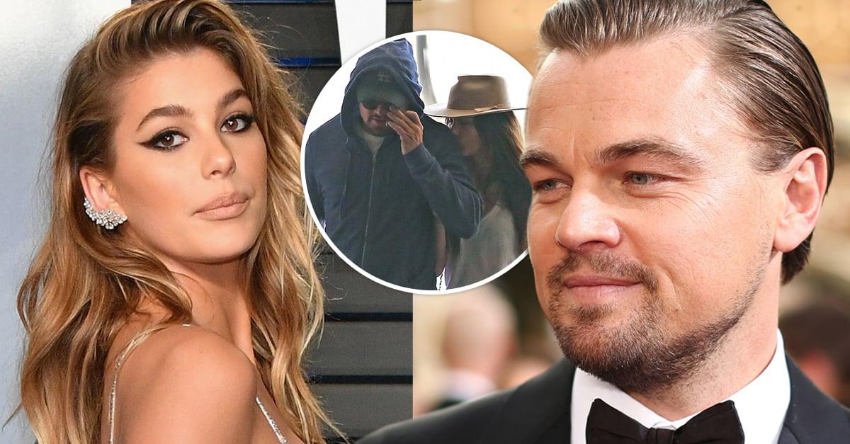 ¡Leonardo DiCaprio ya tiene una nueva novia!; ella es 23 años menor que él