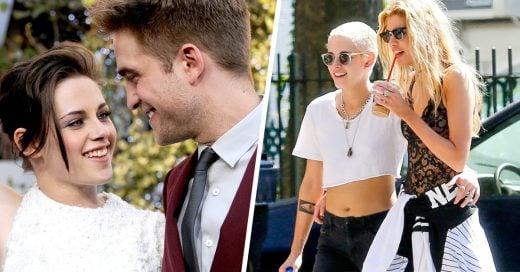 Los hombres y mujeres que han amado a Kristen Stewart