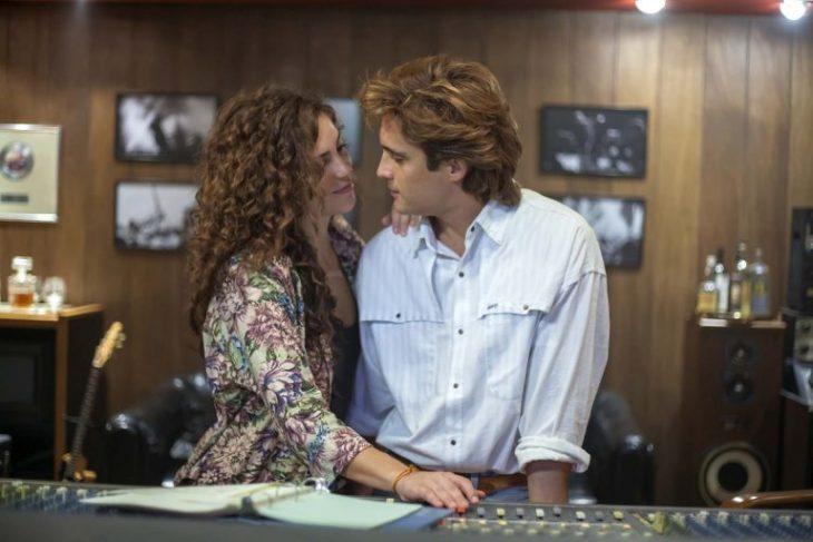 Romance que aparece en la nueva serie de Luis Miguel