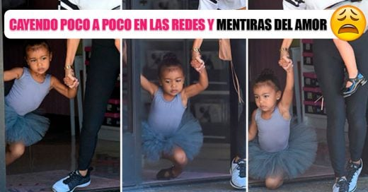 10 Veces en las que North West describió tu vida amorosa