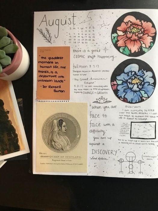 Notas inspiradoras