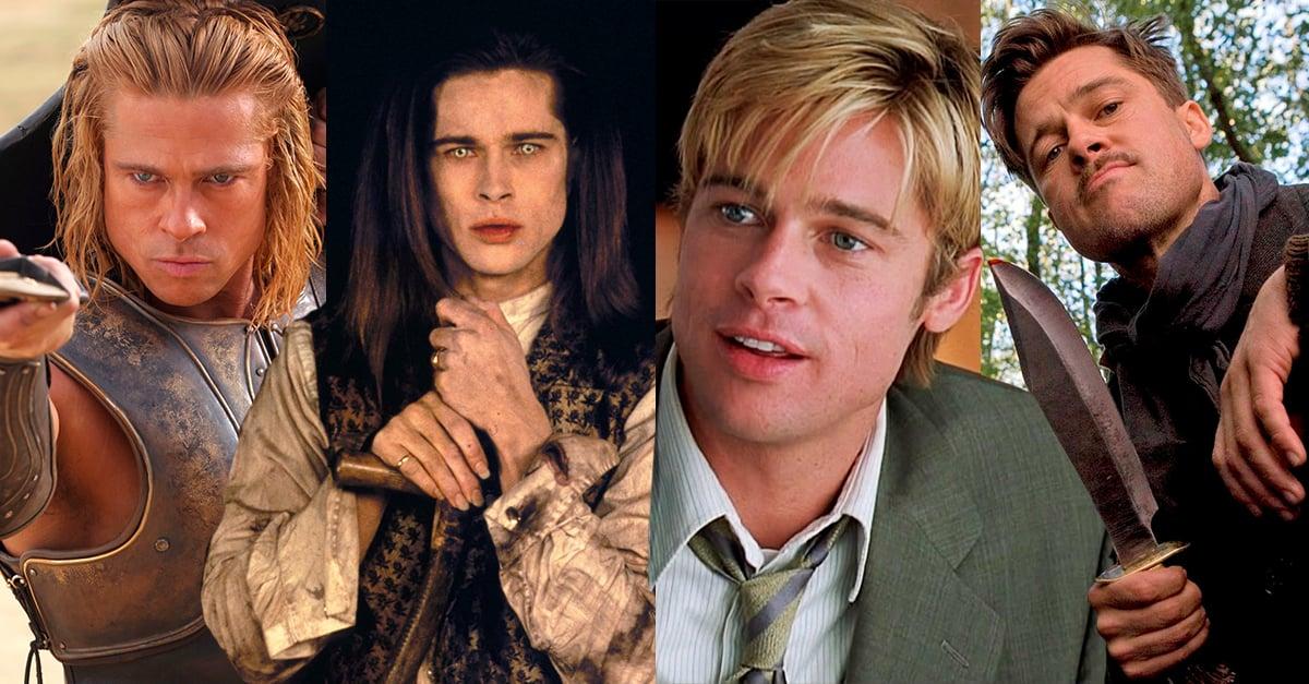 Las 10 mejores películas de Brad Pitt: porque es más que una cara bonita