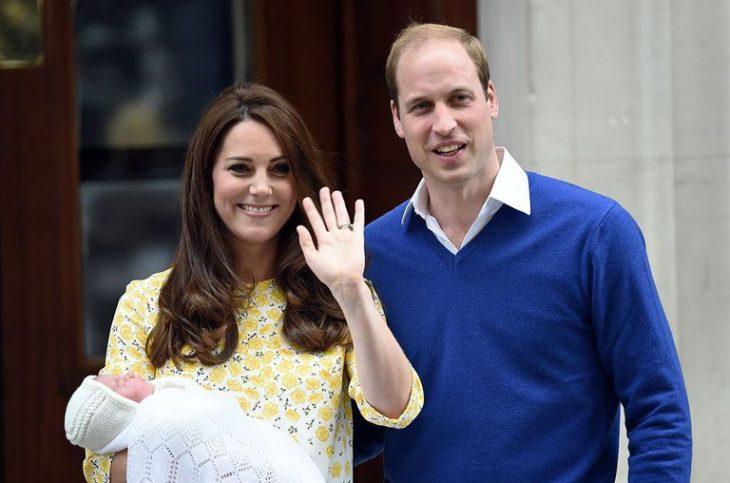 Princesa Charlotte en 2015