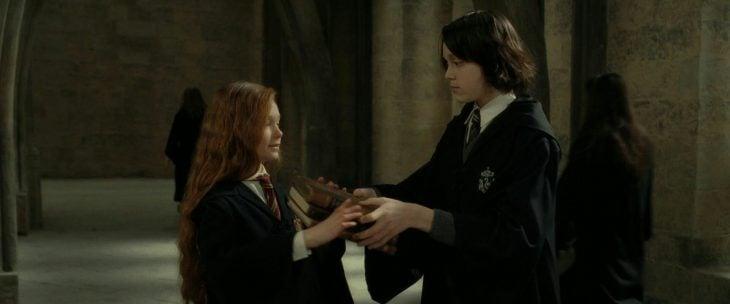 escena de Harry Potter y las reliquias de la muerte