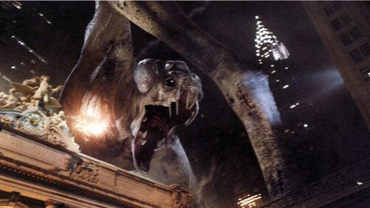 Escena de la película Cloverfield