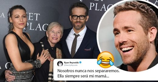 Ryan Reynolds Shut Down Divorce Rumors Yet Again With A Hilarious Tweet About His Mom