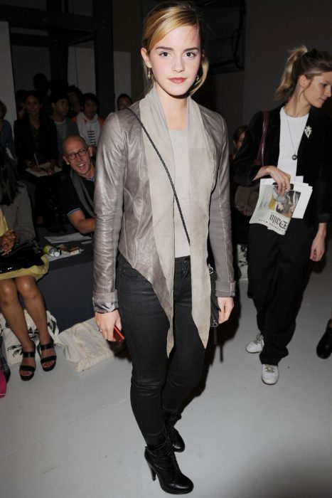 September 2008 london fashion week