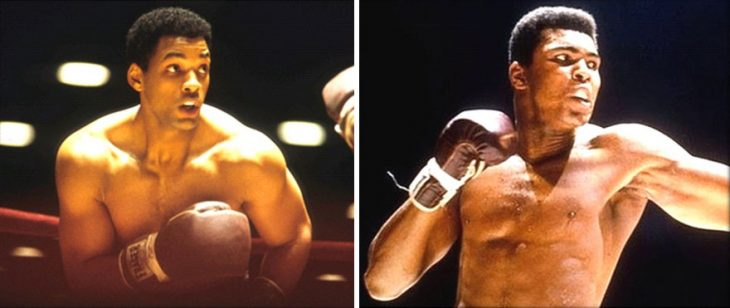 Will Smith como Muhamman Ali en Ali