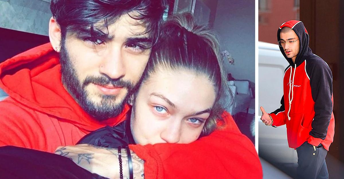 Zayn Malik fue captado entrando al departamento de Gigi Hadid ¿habrá una reconciliación?
