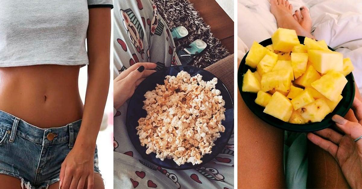 15 Deliciosos alimentos que puedes comer hasta saciarte sin subir ni un gramo